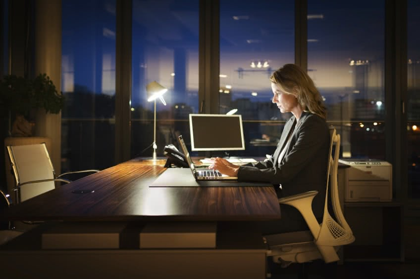 Особенности работы в ночное время