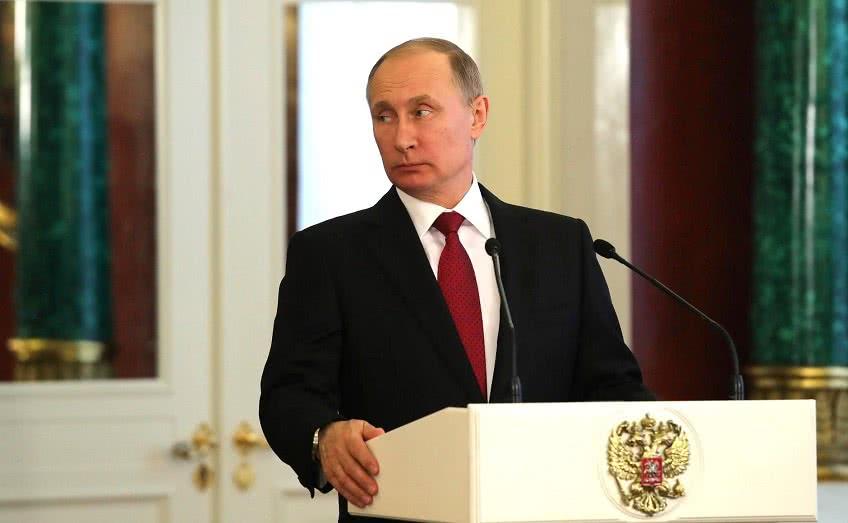 Какая зарплата у президента Путина