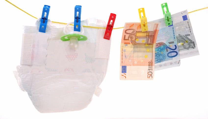 Выплата зарплаты декретницам