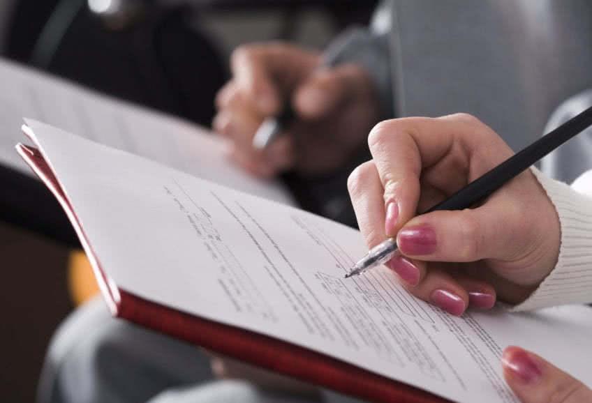 перечень документов для декретных выплат