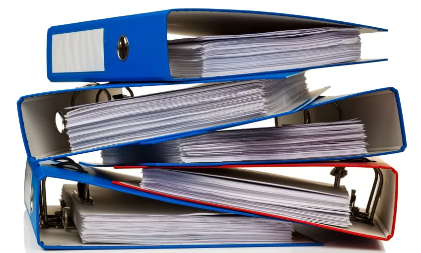 Как можно регистрировать документы