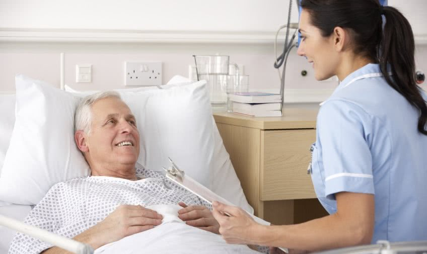 оформление больничного для стационара