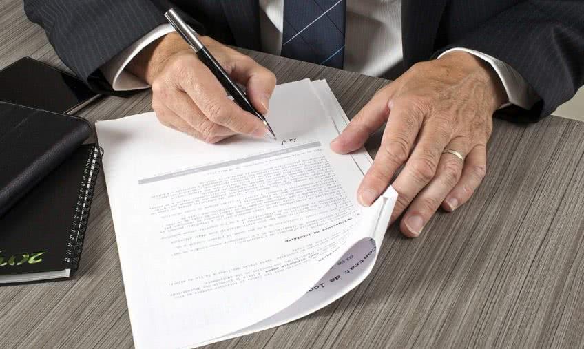 Сбор документов для налоговой