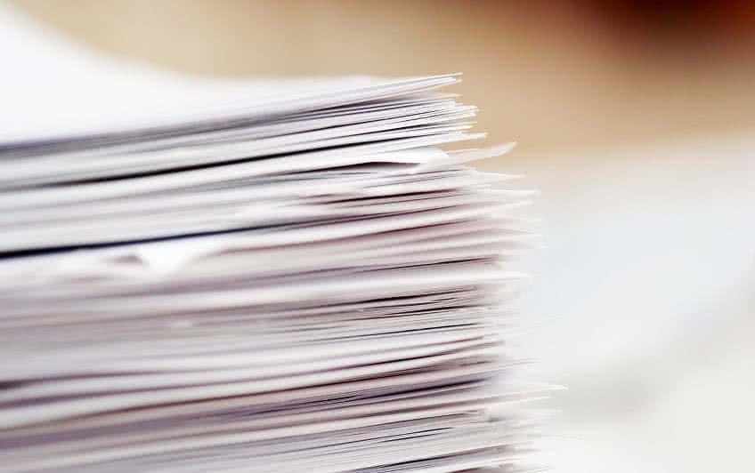 Учет дополнительной документации