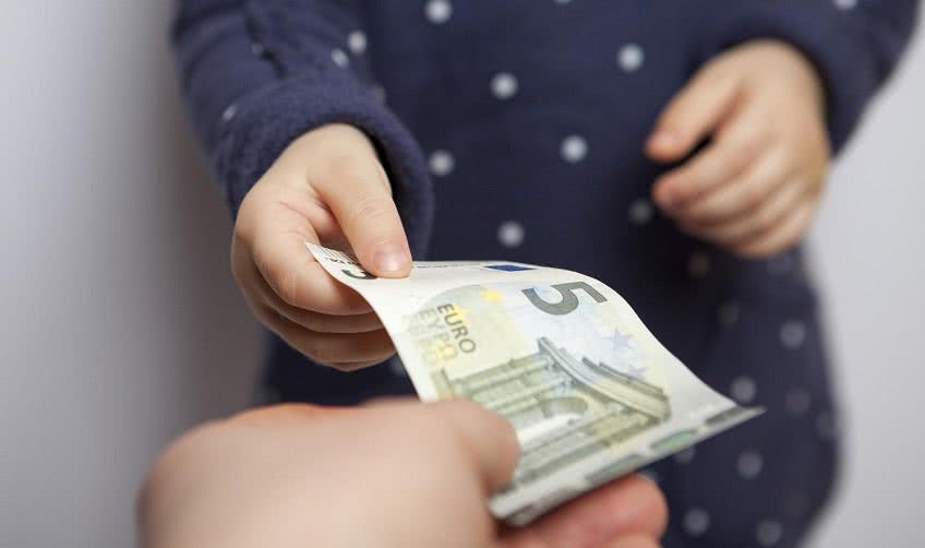 Единовременная выплата на ребенка