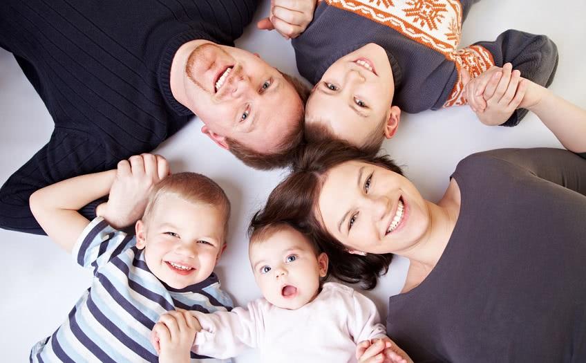 Материнский капитал на третьего ребенка