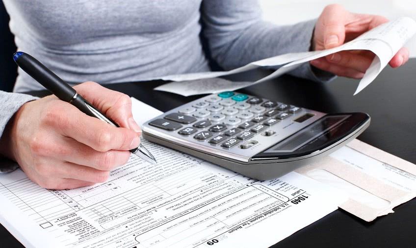 Процесс начисления зарплаты