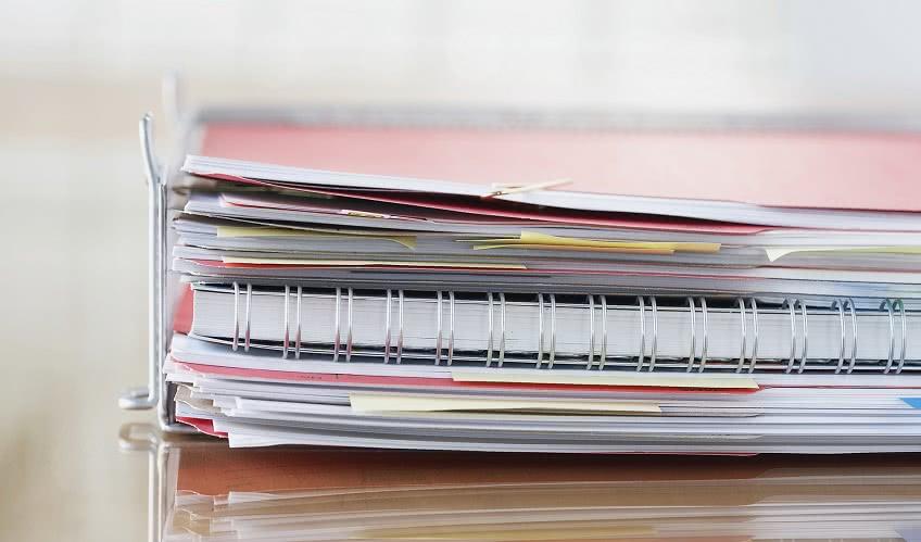 Оформление первичных документов