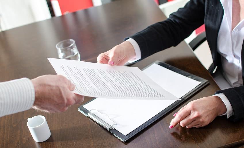 Подача документов для регистрации ИП