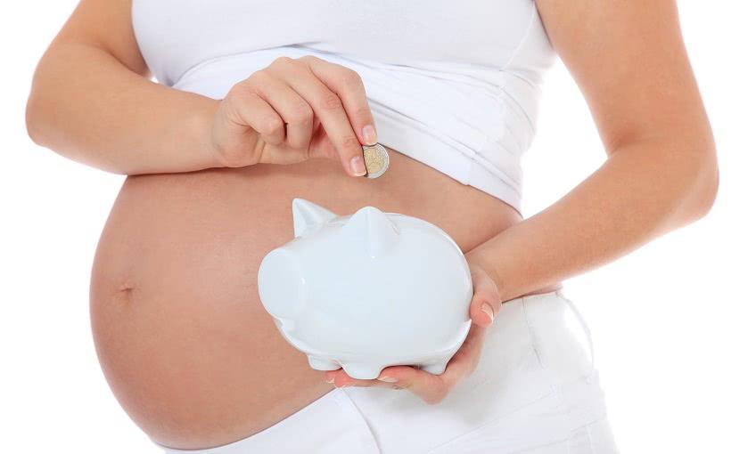 Денежное пособие при беременности