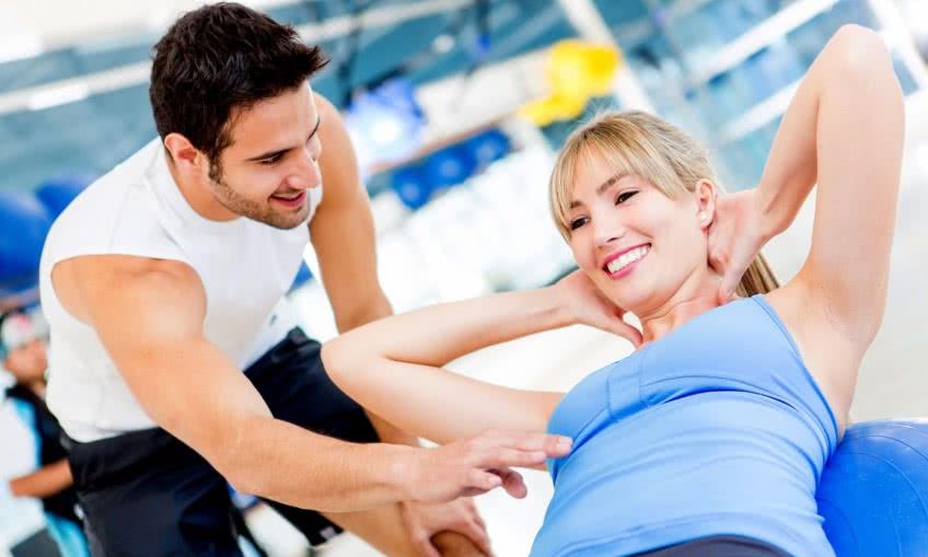 Бизнес по оказанию услуг спортивного тренера