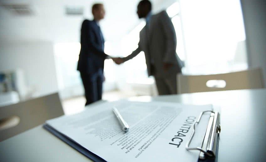 Договор о прохождении практики