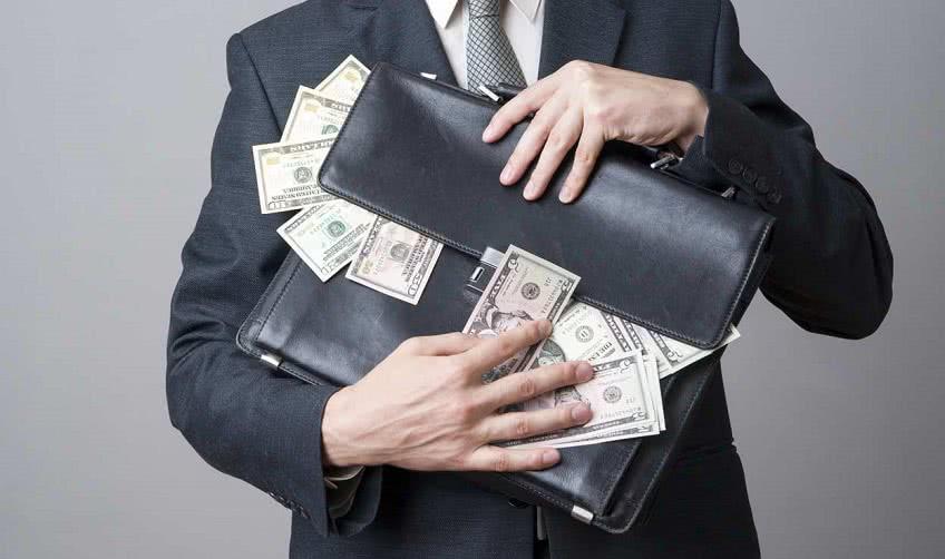 Преступные денежные махинации