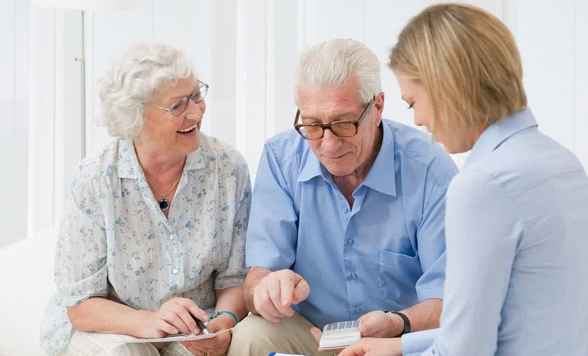 Налогообложение пенсионеров