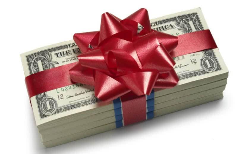Премия и зарплата