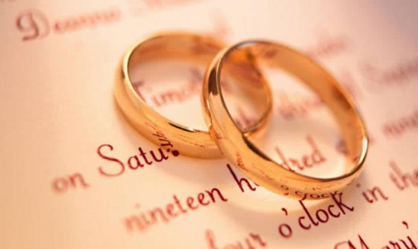 Документальное подтверждение регистрации брака