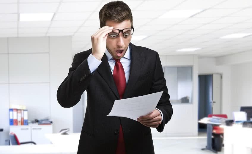 Уведомление сотрудника об увольнении