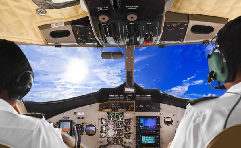 Размер зарплаты пилота