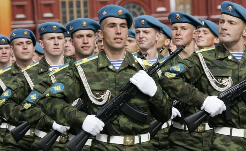Воинская повинность в России