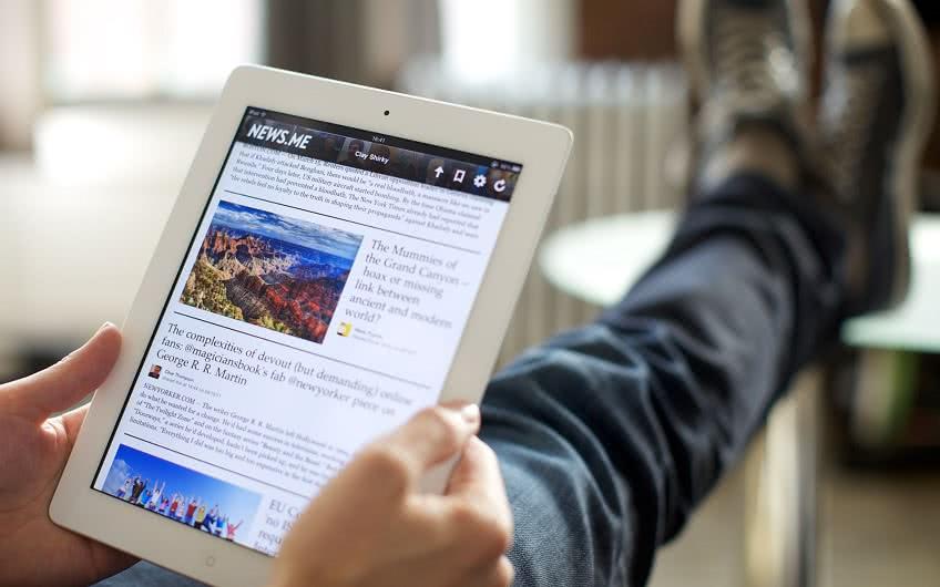 Как зарабатывать читая новости