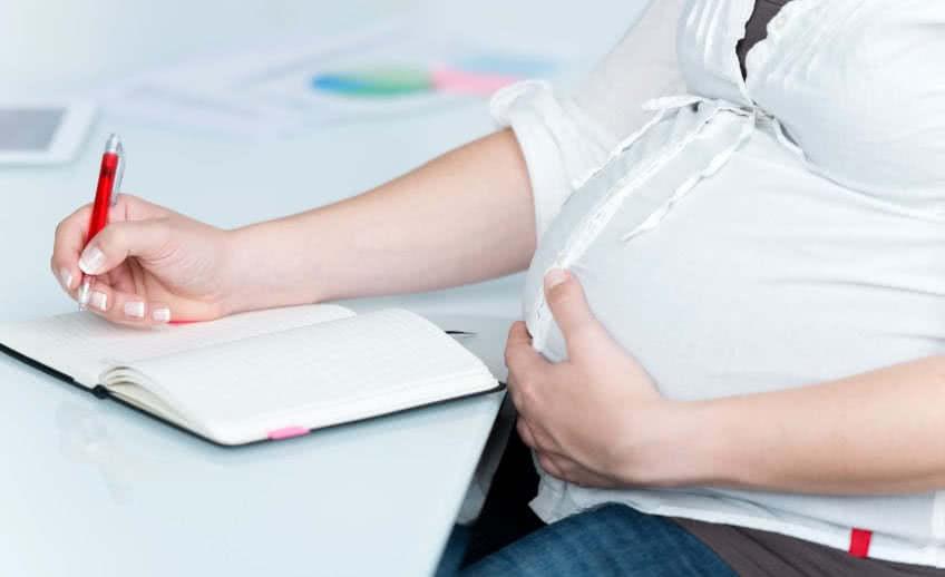 Как получить пособие по беременности