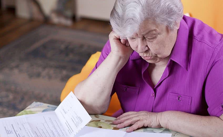 Выплата пенсии в ЛНР