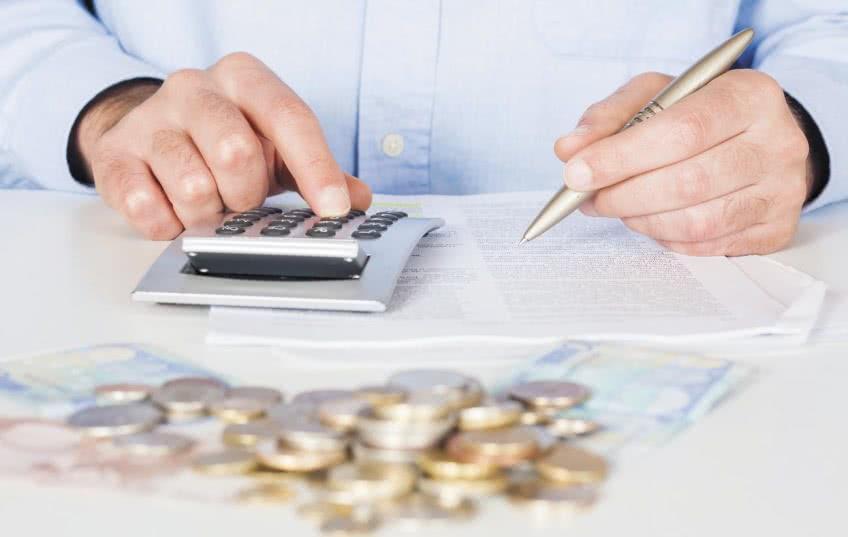 Как расчитывают налоги на УСН