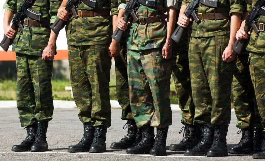 Процедура регистрации военнослужащих