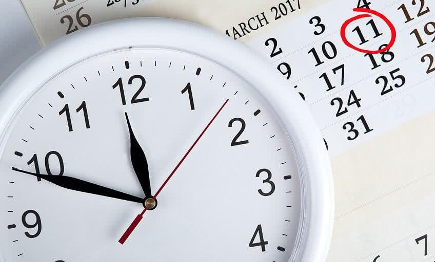 В какие сроки предоставляется годовая бухгалтерская отчетность?