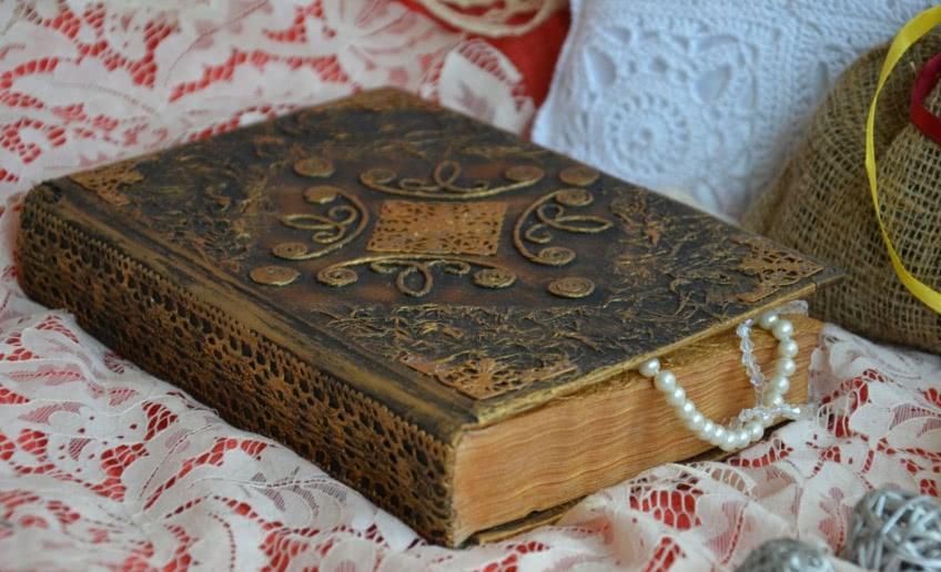 Как заработать на старинных книгах