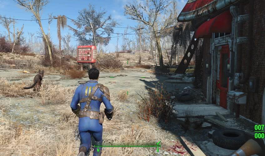 Как заработать в Fallout