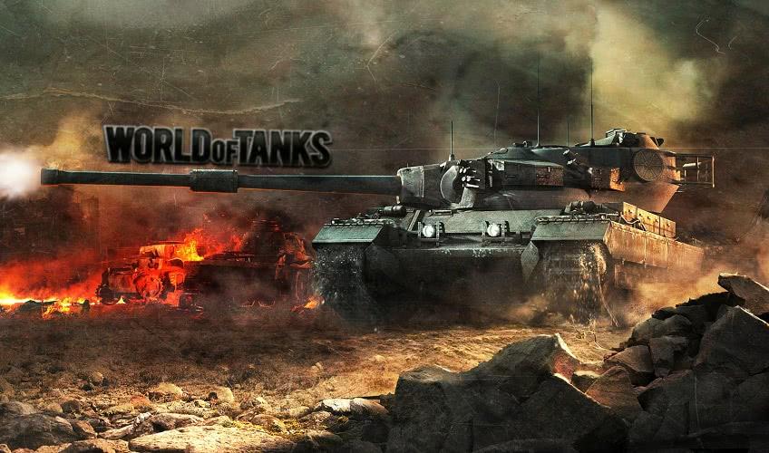 Как заработать в World Of Tanks