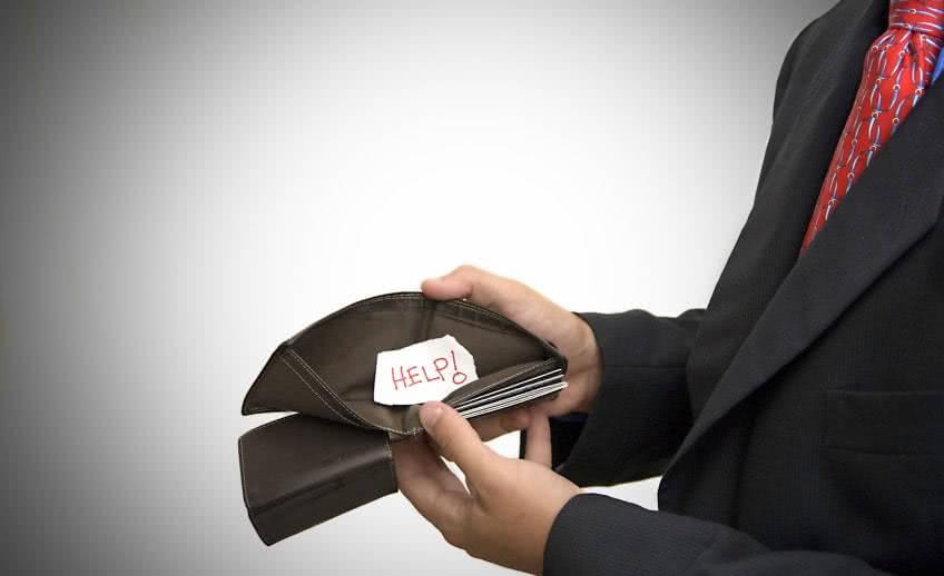 Нехватки финансирования в малом бизнесе
