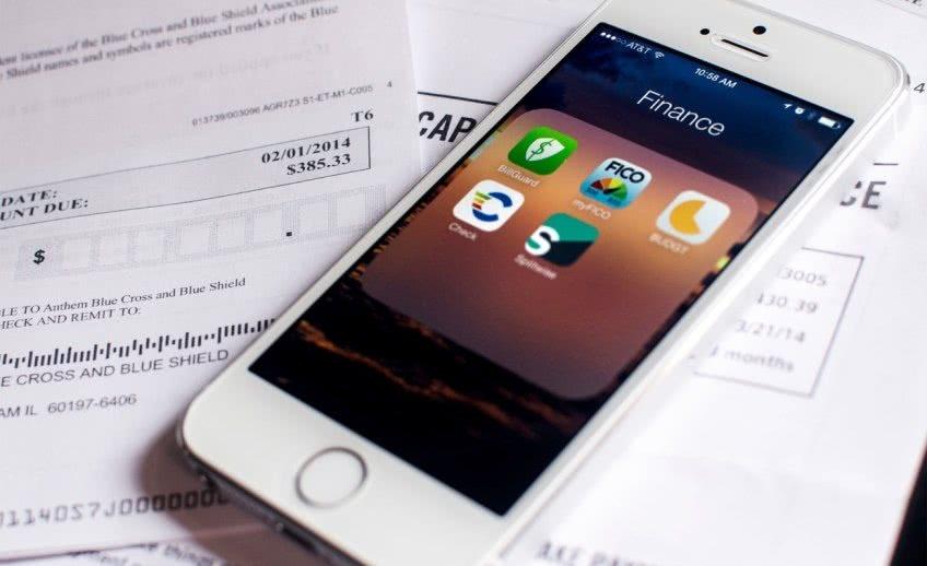 Программа домашняя бухгалтерия на Андроид