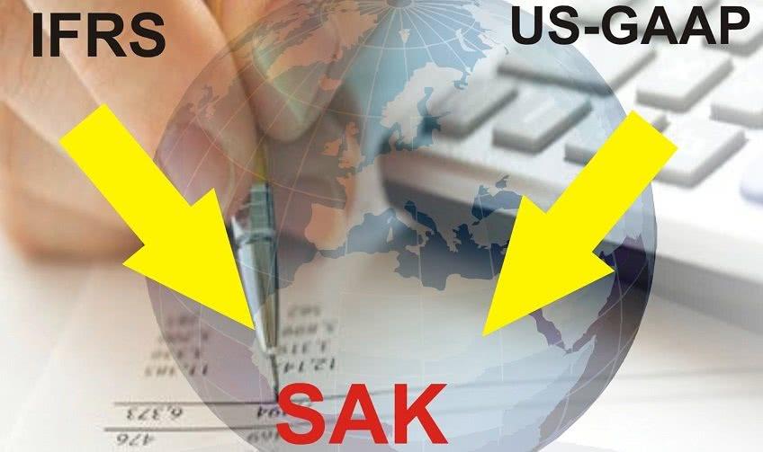 Различия МСФО и US GAAP
