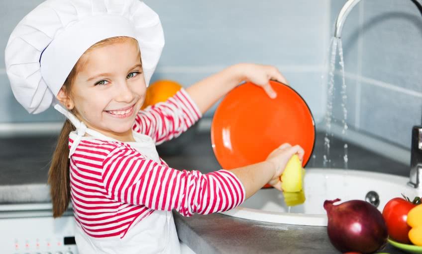Помощь родителям как заработок для ребенка
