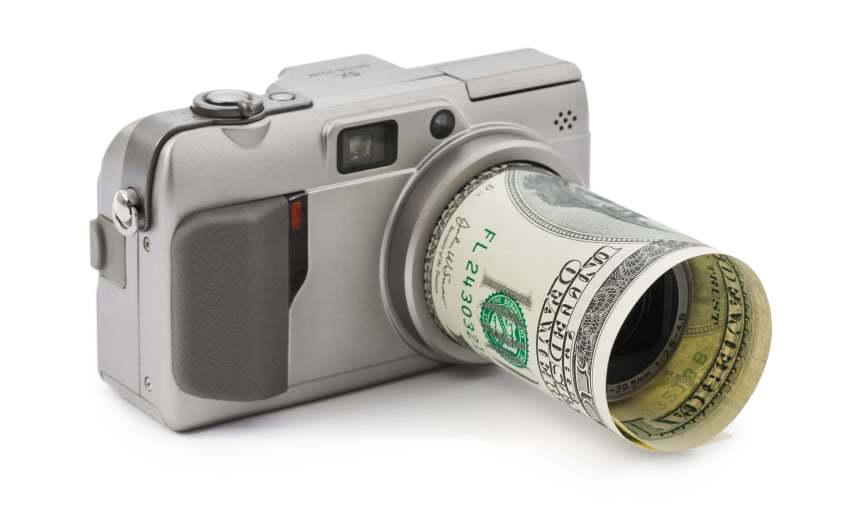 Как заработать деньги на фотографиях
