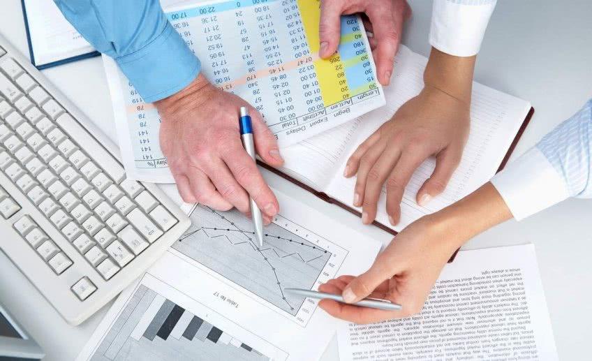 таблицы бухгалтерских счетов