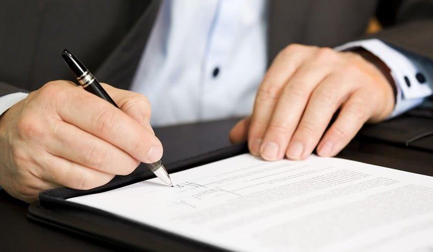 Зачем нужна доверенность на право подписи