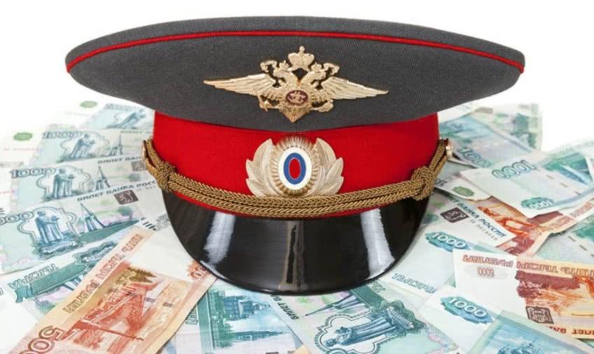 Последствия для сотрудника полиции за нарушение закона