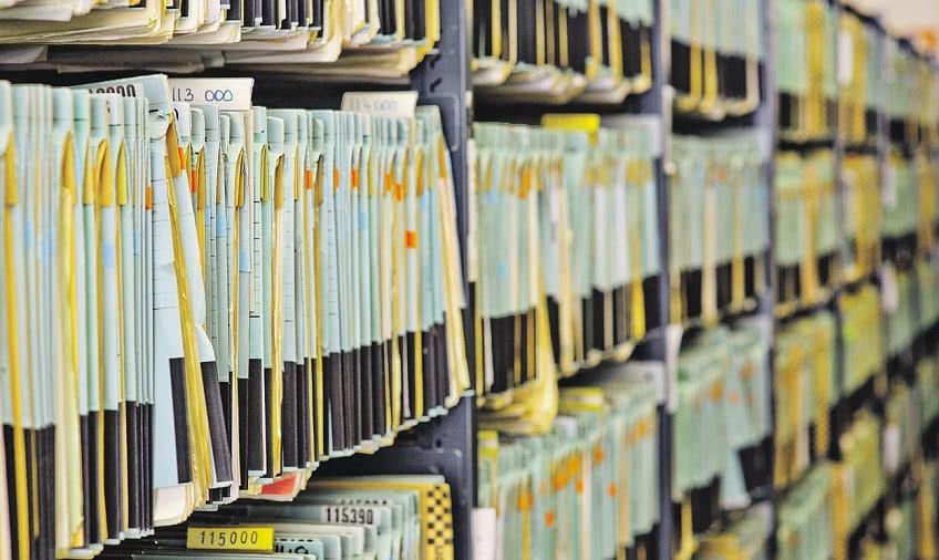Сколько хранятся отчетные документы