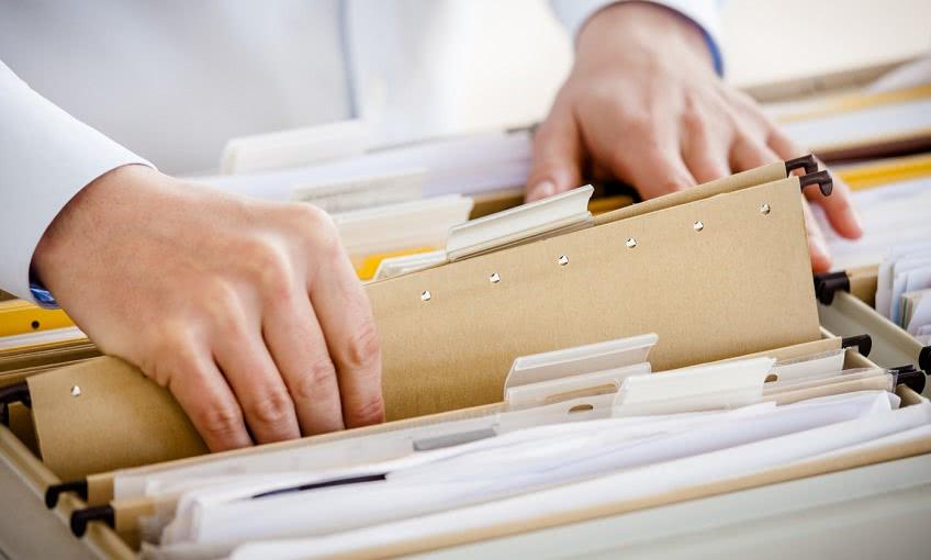 Как хранят кадровые документы