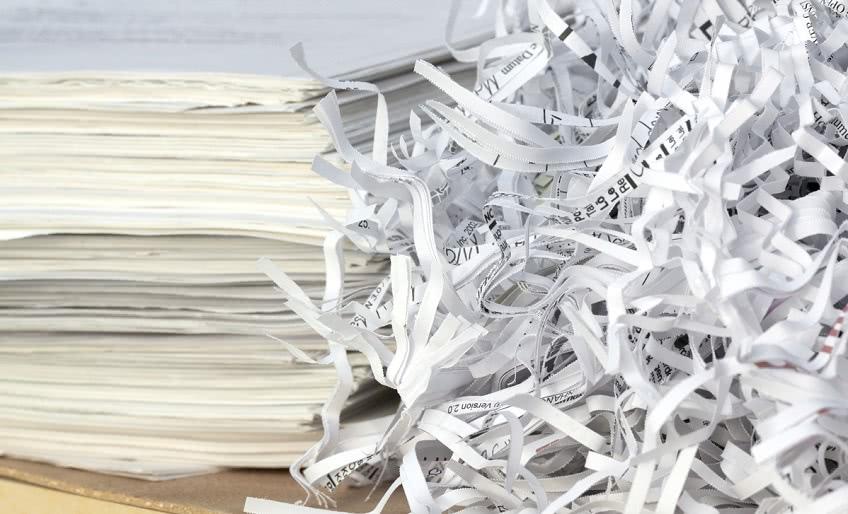 Способы уничтожения кадровых документов