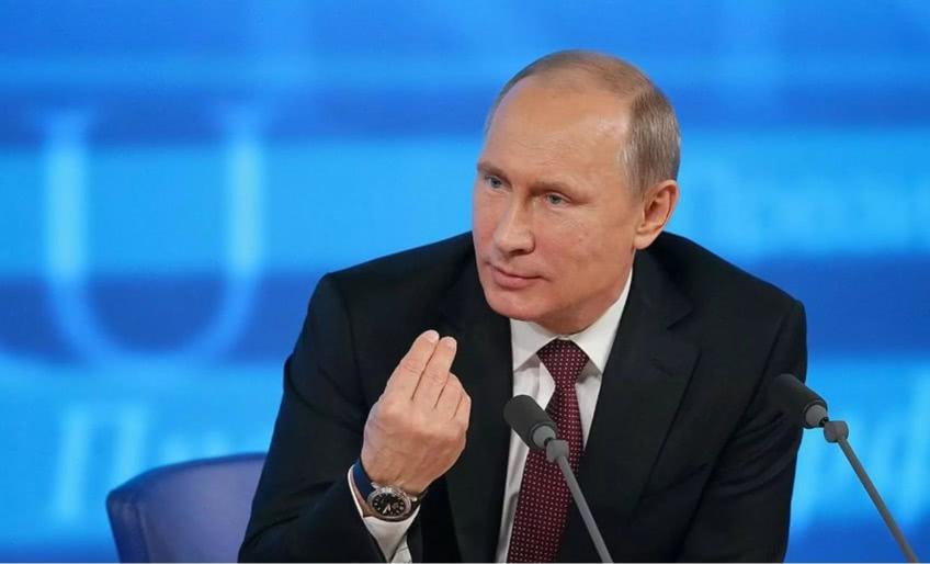 Какая зарплата у Путина